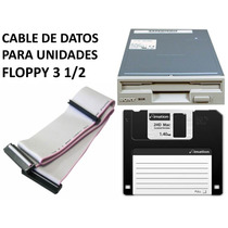 Cable De Datos Para Floppy 3 1/2