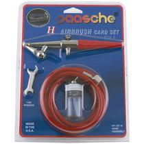 Aerografo Paasche H-card Simple Accion #3 Nuevo Excelente