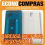 Carcasa Completa Galaxy Note 3 Blanca Y Negra 100% Nueva!!!