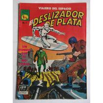 Deslizador De Plata # 3 La Prensa Septiembre 1970