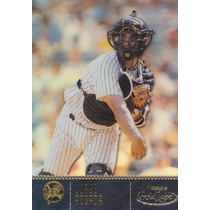 2001 Topps Gold Label Class 1 Jorge Posada C Yankees