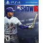 Mlb The Show 16 Mvp Edición - Playstation 4