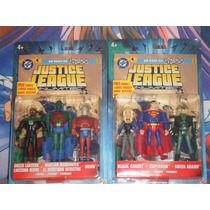 Dc Justice League Unlimited Black Canary Superman Orion --