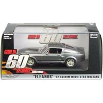 Greenlight Eleanor 1/43 Ford Mustang 67 Shelby 60 Segundos