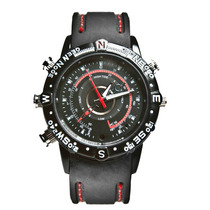 Reloj Espia 16gb High Definition Resistente Agua Recargable