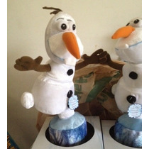 Olaf Frozen Habla Canta Y Gira Disney Original