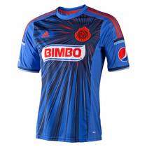 Playera Jersey Chivas Del Guadalajara Talla L Adidas D82558