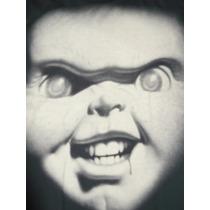 Chucky Playera Camiseta Grande Cine Pelicula