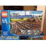 Lego City Vías Tren 7895