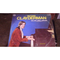 Acetato Richard Clayderman Balada Para Adelina