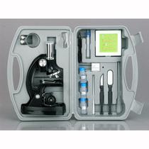 Tb Microscopio Amscope M30-abs-kt1 300x-600x-1200x