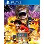 One Piece Pirate Warriors 3 Ps4 Nuevo Y Sellado Juego
