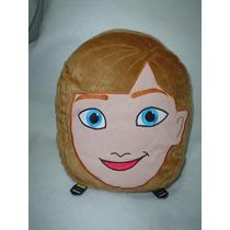 Frozen Anna Mochila De 35cms Calidad Precio Y Seguridad