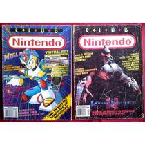 Revista Club Nintendo Año 4 Año Completo - Los 12 Numeros