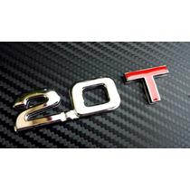 Emblema 2.0 Turbo Volkswagen Audi Jetta Golf