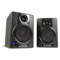 Monitor De Estudio Amplificado Avid (m-audio) Av40