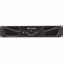Crown Audio Xli1500 Amplificador De Potencia Xli-1500