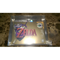 Zelda Ocarina Of Time N64 Player Choice Edit Certificado Vga