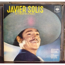 Javier Solis Lp Con Mariachi Perla De Occidente