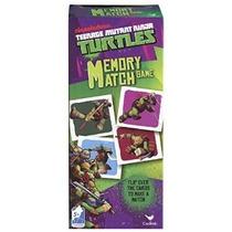 Teenage Mutant Ninja Turtles Memory Match Game - Tmnt Flash