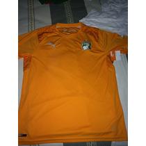 Jersey Mexico Costa De Marfil Inglaterra 100 % Originales