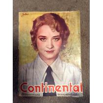 Revista Continental Julio 1931