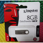 Memoria Usb 8gb Kingston Varios Modelos Original + Mayoreo