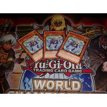Yugi-oh Wind Up Dog X3 Comunes Genf Nuevas