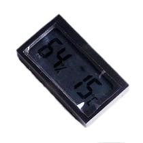 Termometro Higrometro Digital Lcd -reloj No- Mini