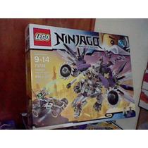 Lego Ninga Go Ninjago 70725 Nuevo
