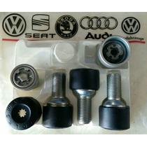 Birlos De Seguridad Originales Volkswagen 14mmx1.5