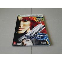 Guia Oficial Perfect Dark Zero Xbox 360 Unica En Mercado L.