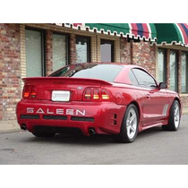 Facia Trasera Ford Mustang Saleen 94 Al 98 Fibradevidrio