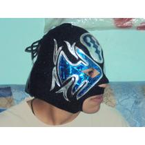 Mascara Lucha Wwe Cmll Atlantis Semiprofesional P/adulto.