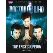 Libro Doctor Who Encyclopedia - Enciclopedia De Coleccion!