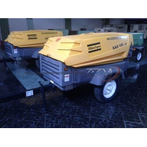 Compresores Atlas Copco, Compresor Atlascopco 185pcm