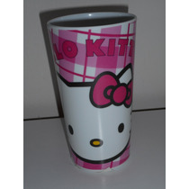 Cuatro Hermosos Vasos Hello Kitty Rosas! Fiesta