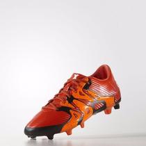Zapato Futbol Adidas X 15.3 Fg/ag Originales (cr7 Messi)