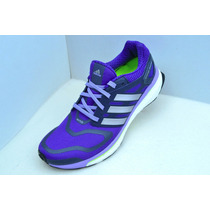 Tenis Adidas De Mujer Energy Boots Running Cómodos Y Ligero