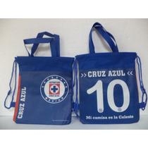 Dulceros Bolsas 10 Fútbol Cruz Azul Regalos Aguinaldos Bolo