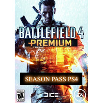 Season Pass Dlc Battlefield 4 Premium Ps4 :videojuegos Ordex