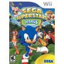 Sega Superstars Tennis Wii Nuevo Citygame