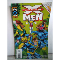 X-men Flip Book 27 Editorial Marvel Mexico Intermex
