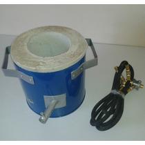 Kit De Horno Para Fundición