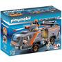 Playmobil 5286 Camión Espía (caja Maltratada)