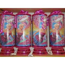 Barbie Centros De Mesa Recueerdos Barbie 1 Lampara De Regalo