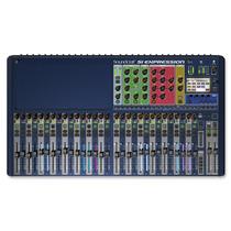 Mezcladora Digital 32 Canales Soundcraft Si Expression 3