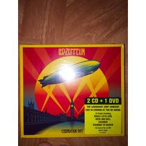 Celebration Day Led Zeppelin (2cd+dvd) Made In Australia
