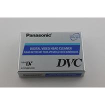 Cassette Limpiador Panasonic Mini Dv.