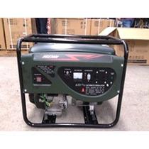 Generador Eléctrico A Gasolina Dynamic 5000 W 220/110 Volts